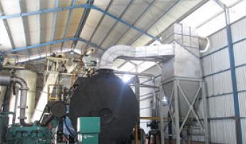 Firetube Boilers (Biomass/Solid fuel)