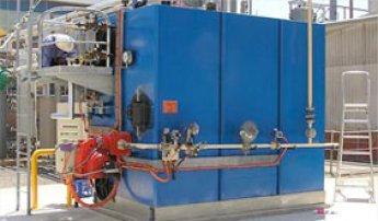 Watertube Boilers (Liquid/Gas)